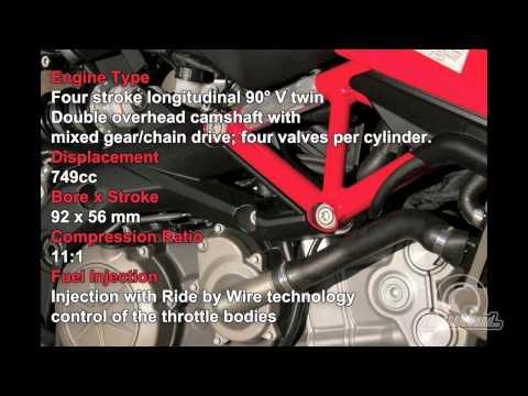 2011 Aprilia Shiver 750 Bike Review
