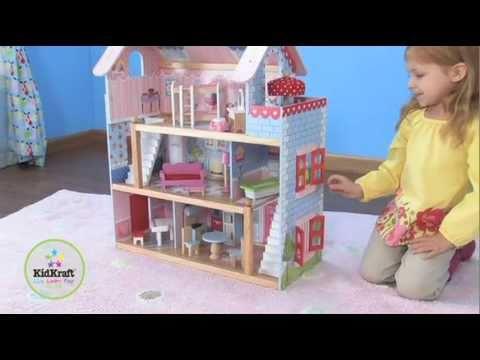 Juegos de casitas de mu ecas modelo chelsea juegos de - Casa munecas eurekakids ...