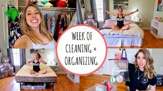 Clean & Organize My Entire Room With Me!
