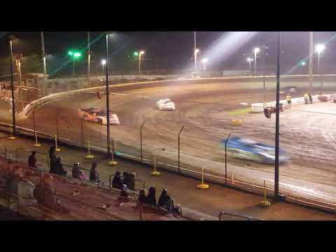 Mike Provenzano feature at Sycamore Speedway-9/14/2019