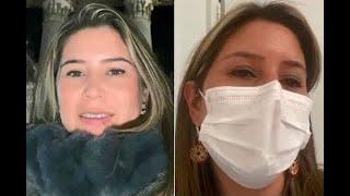 Testimonio de mujer que llegó de Europa y presenta síntomas relacionados al COVID-19