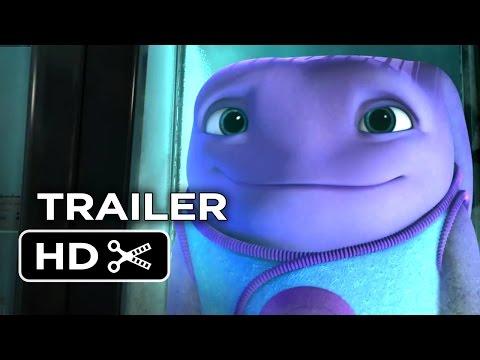 Home   2 2015  Jennifer Lopez, Rihanna Animated Movie HD