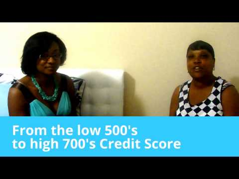 """Credit Reality, Success Stories with """"Regina Littles"""""""