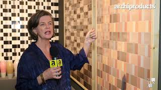 Salone Internazionale del Bagno 2018 | MUTINA - Hella Jongerius presents Diarama and Eclipse