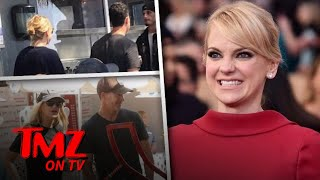 Anna Faris Replaced Chris Pratt With Another Hunk! | TMZ TV