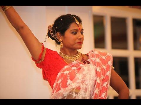 dola re dola saree tie from devdas (+two bengali drapes)