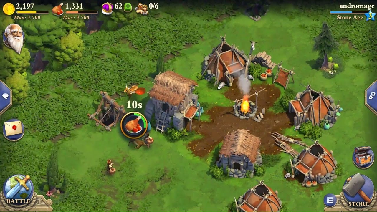 Dominations Best RTS Android and IOS Gameplay ~ Way Better ...