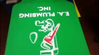 9fecbc79 How To Screen Print T Shirts With Multiple Colors