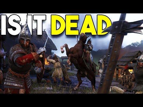 KINGDOM COME DELIVERANCE - Is It Dead? RANT