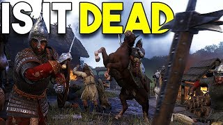 KINGDOM COME DELIVERANCE - Is It Dead? RANT