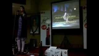 Rasme Ulfat Ko Nibhaye - Karaoke sung by NEETA KACHA