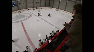 HC Sparta Praha sledge hokej vs Mustanogové Pardubice
