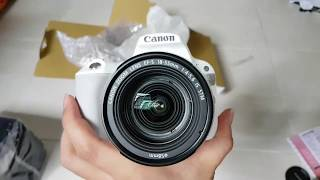 Canon EOS 200d Rebel SL2 Review Unboxing Kamera DSLR SUPER CANGGIH!! INDONESIA Part 1