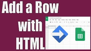 Apps Script: Adding Rows to a Sheet from a Google Apps Script WebApp
