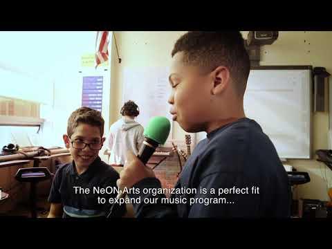 Reece School x NeON Arts Pitch