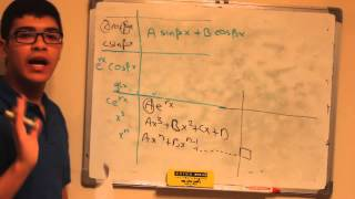 Differential Equations - Chapter 2 - Part 7 - Yousef Al Sharif