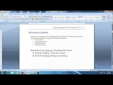 Accounting for Derivatives_1.mp4