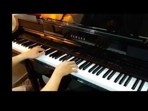 Ngậm Ngùi (Piano Cover - Hòa âm) - Nguyen Huyen Vu