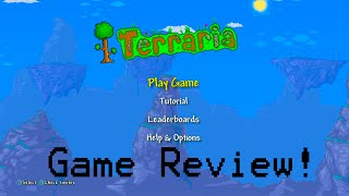 Terraria PS4 Game Review!