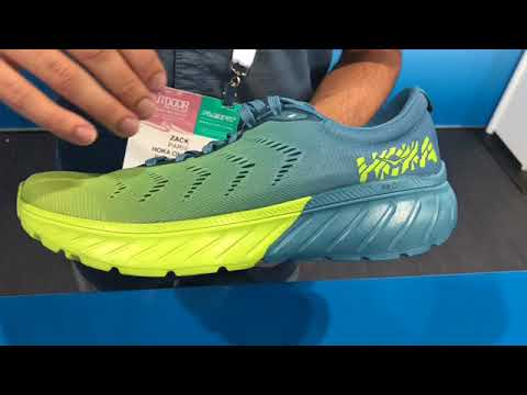 76f91c4bee 2019 Hoka One One Preview: Mach 2 and Cavu 2 - YouTube