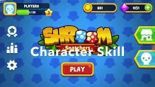 Shroom Snatcher - 3v3 Brawler