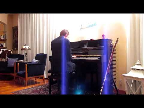 Smashing Pumpkins - The Beginning is The End is The Beginning (Piano Cover)