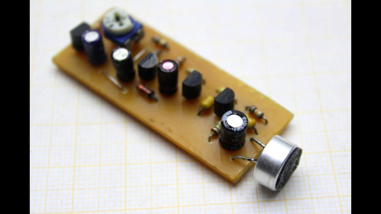 Слуховой аппарат своими руками лучшая схема фото 826