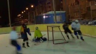 Хоккей. Товарищеский матч. Янаул - Красный Холм (1)