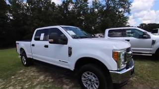 2017 Ford F250 XLT 4x4 w/ Power Stroke Diesel | For Sale Review @ Ravenel Ford - Sept 2018 thumbnail