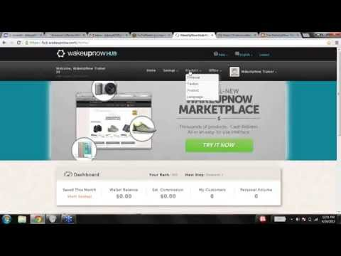 The Power of WakeUpNow Finance   How To Use It   YouTube