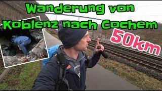 Zu Fuß von Koblenz nach Cochem