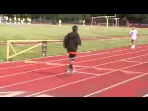 Speed training youth with Corey Nelson pt.4