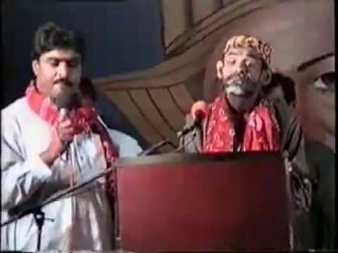 Shakir Shujabadi Live Stage Poetry (Saraiki Mushaira) Part 2