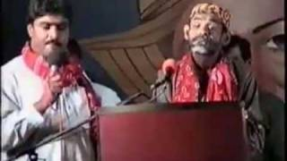 Shakir Shujabadi Live Stage Poetry (Saraiki Mushaira) Part 2