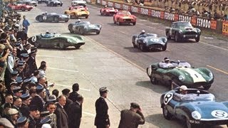 Le Mans  - 1959 - Highlights