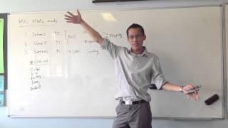 HSC Marks (3 of 3): Alignment & Scaling