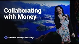 Collaborating with Money - Alanna Irving at New Frontiers Nov 2018