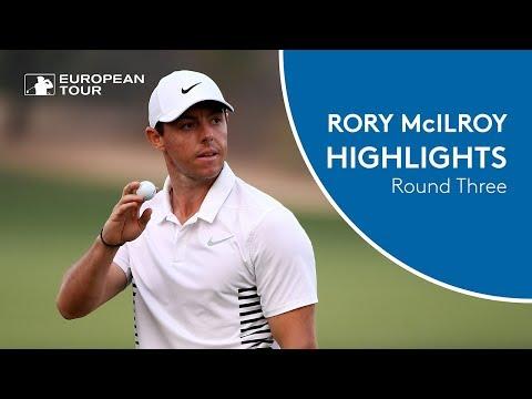 Rory McIlroy Highlights | Round 3 | 2018 Omega Dubai Desert Classic