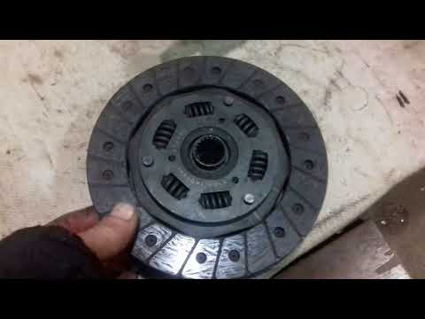 Ремонт ходовой,Замена сцепления на ВАЗ 2109