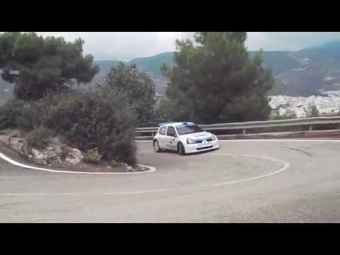 Rally Porta del Gargano 4^Ed. 3^ Prova M.Saraceno 05 ott 2014