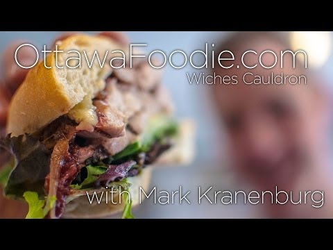 Ottawa Foodie TV - Wiches Cauldron