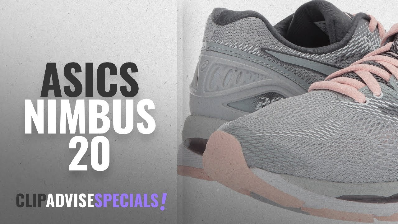 1181a1ab964a Top 5 Asics Nimbus 20  2018   ASICS Women s Gel Nimbus 20 Running Shoes