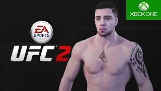 NASCE A LENDA !!! - EA Sports UFC 2 - Modo Carreira #01 [Xbox One]