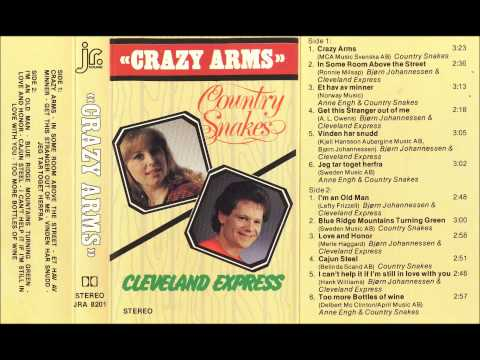 Cleveland Express/Country Snakes: Crazy Arms.