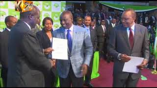 Kenya protests release of  EU-EOM 2017 elections report in Brussels, Belgium