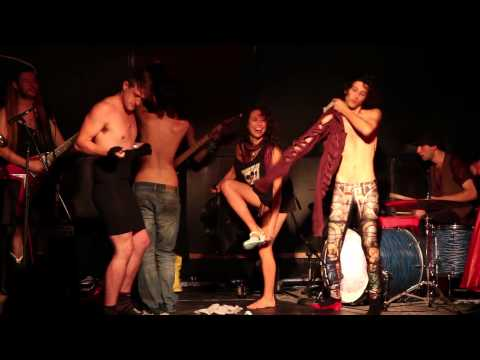 The Drag race - Cabaret Sashimi with The Double Shadows