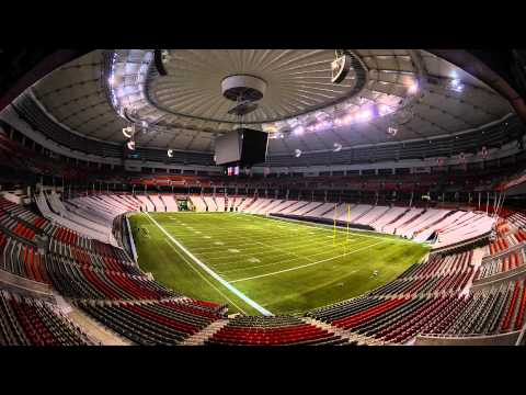 BC Place 5-day Conversion Time-Lapse