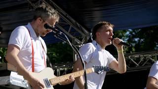 Kraftklub - Liebe zu dritt (Kosmonaut Festival Warm Up, Geheimkonzert in Chemnitz, 11.06.2017)