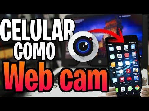 Usa Tu CELULAR Como WEBCAM HD 2019 📷 / SIN CABLE USB