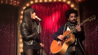 """LOREEN & MOH """"My Heart Is Refusing Me"""" (Live acoustic version @ GoldenHits -  Feb 28)"""